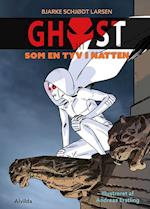 Ghost - som en tyv i natten (The Ghost, nr. 1)