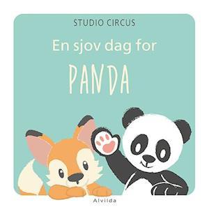 Billede af En sjov dag for Panda-Studio Circus-Bog