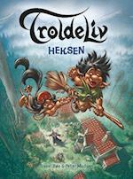 TROLDELIV - Heksen af Peter Madsen, Sissel Bøe