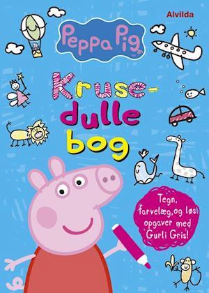 Peppa Pig - Gurli Gris - Krusedullebog