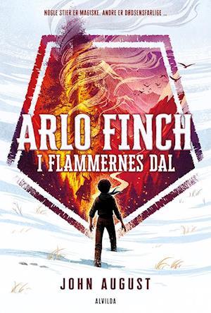 Arlo Finch i flammernes dal