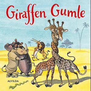 Bog hæftet Giraffen Gumle af Bente Bech