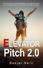 Elevator pitch 2.0