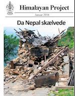 Da Nepal skælvede (sort-hvid)