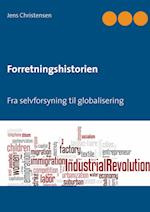 Forretningshistorien af Jens Christensen