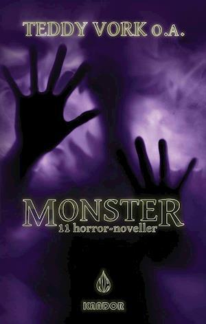 Bog, hæftet Monster af Flere forfattere