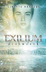 Exilium - glasmuren af Linette Harpsøe