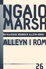 Ngaio Marsh 26 - Alleyn i Rom