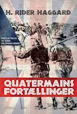Quatermains fortællinger af H. Rider Haggard