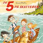 De 5 på Skatteøen