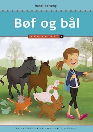 Billede af Bøf og bål-Randi Solvang-Bog