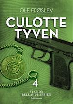 Culotte-tyven (Station Bellahøj serien, nr. 4)