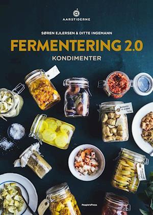Bog, indbundet Fermentering 2.0 af Søren Ejlersen, Ditte Ingemann Thuesen