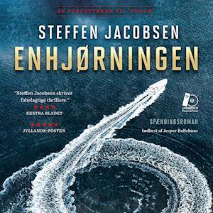 Lydbog, MP3-CD Enhjørningen af Steffen Jacobsen