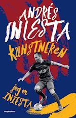 KUNSTNEREN: Jeg er Iniesta