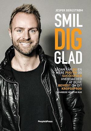Bog, hæftet Smil dig glad af Jesper Bergstrøm