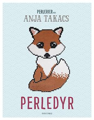 Bog, indbundet Perledyr af Anja Takacs