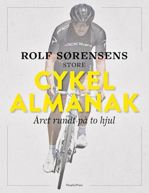 Bog indbundet Cykel almanak af Rolf Sørensen