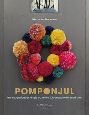 Bog, hæftet Pomponjul af Mie Hørlyck Mogensen