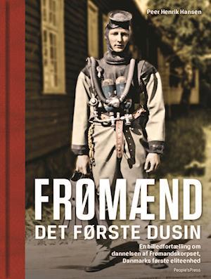 Bog indbundet Frømænd af Peer Henrik Hansen (red.)