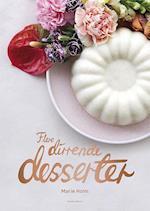 Flere dirrende desserter af Marie Holm