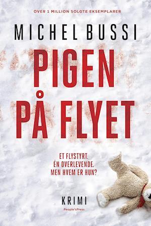 Pigen på flyet af Michel Bussi