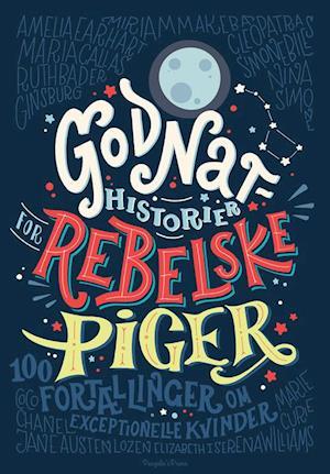 Godnathistorier for rebelske piger fra francesca cavallo på saxo.com