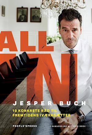 Bog, hæftet All in af Jesper Buch