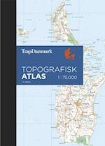 Trap Danmark - topografisk atlas