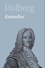 Holberg- Komedier 6 (Ludvig Holbergs Skrifter 1 22)