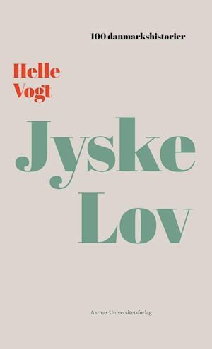 helle vogt Jyske lov fra saxo.com