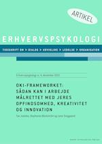 OKI-Frameworket (Erhvervspsykologi, nr. 4)