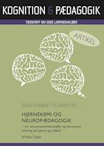 Hjernekemi og neuropædagogik (Kognition Pædagogik)