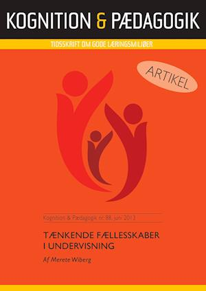 Tænkende fællesskaber i undervisning af Merete Wiberg