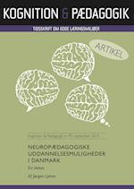 Neuropædagogiske uddannelsesmuligheder i Danmark