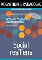 Udvikling af social resiliens i skolen