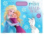 Disney malebog med håndtag Frost (Disney Frost)