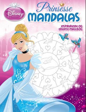 Mandalas Disney Askepot