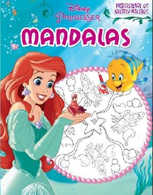 Mandalas Disney Ariel