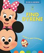 Disney Baby Find Dyrene