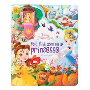 karrusel forlag – Disney - hold fest som en prinsesse-karrusel forlag-bog fra saxo.com