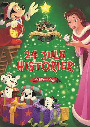Disney julekalenderbog-karrusel forlag-bog fra karrusel forlag på saxo.com