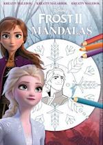 Mandalas Disney Frost 2