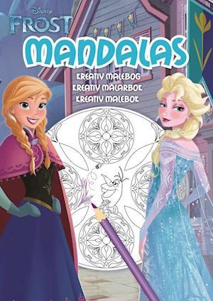 Mandalas Disney Frost