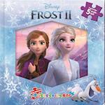 Disney Puslespilsbog Frost 2