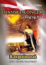 Danske Konger i krig og fred