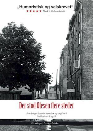 Der stod Olesen flere steder
