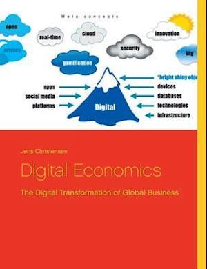 Bog, hæftet Digital economics af Jens Christensen