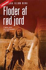 Floder af rød jord