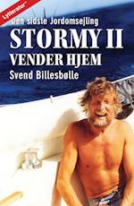 Stormy II vender hjem - Den sidste Jordomsejling (Stormy, nr. 3)